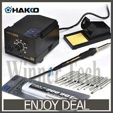 HAKKO 936 AC 110V/220V Soldering Station+907 soldering handle+A1321 heat element