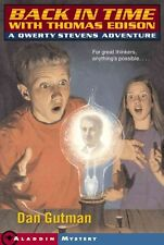 Back in Time with Thomas Edison:Qwerty Stevens Adventures-ExLibrary