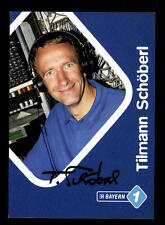 Tilmann Schöberl Autogrammkarte Original Signiert # BC 81977