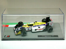 NELSON PIQUET Williams FW11B F1 Racing Car 1987 - Collectable Model - 1:43 Scale