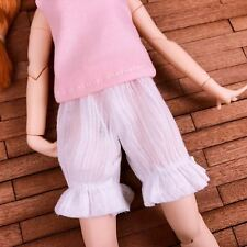 F019 Cute Doll Clothes White Shorts Blythe Azone Momoko Obistu Barbie