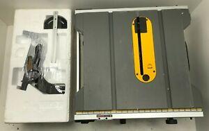 DEWALT DWE7485 8-1/4 in. Compact Jobsite Table Saw, GR