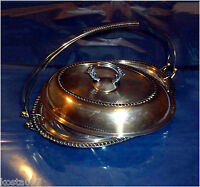 Vintage 60's 70's WM ROGERS, EAGLE, STAR, Hamilton, ON. 2215, .42, Serving Dish