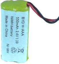 CORDLESS PHONE BATTERY CORUN AAA550*2  2.4v 800mAh 800 mAh