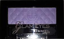 Eyeshadow Mono by Rimmel London Glam Eyes in ROYAL VIOLET (400) New 2.4g Sealed