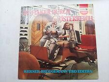 Werner Brüggemann und Editha - Im Fiaker durch Österreich