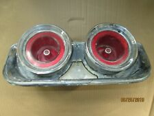 1968 DODGE CHARGER RT RIGHT RH REAR TAIL LIGHT  LAMP ASSEMBLY ORIGINAL OEM