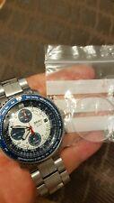 Seiko SNA413, Flightmaster, chronograph, 7t62, rare, discontinued