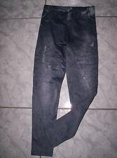 Leggins/Hose im Jeans-Style, stretchig, neu Gr. 122-134