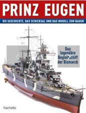 Prinz Eugen Bausatz von Hachette Ausgaben 101 bis 140 plus Ordner