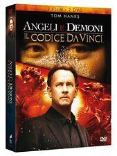 I CODICE DA VINCI  / ANGELI E DEMONI   2 DVD  COFANETTO
