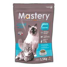 Mastery Comida para Gatos Adulto Pato, Comida Seca Para Adultos Gatos - 1,5kg