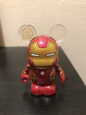 "DISNEY VINYLMATION Avengers Series Set 2 Iron Man Set 3"" Figure Loose No Box"