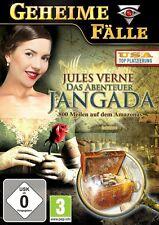 Geheime Fälle: Jules Verne - Das Abenteuer Jangada für Pc Neu/Ovp