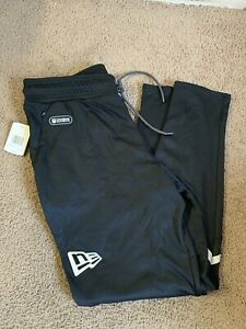 NWT New Era NFL Combine Player Issued Jogger Pants XL Baron Browning Broncos
