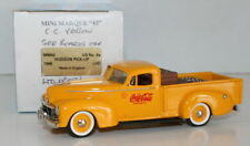 MINIMARQUE 43 - US9A - 1946 HUDSON PICK UP - THE COCA COLA BOTTLING CO