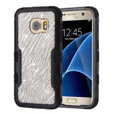 Carcasas Para Samsung Galaxy S7 color principal plata para teléfonos móviles y PDAs