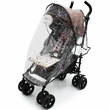 Rain Cover To Fit Britax Holiday Stroller (Vooom RC)