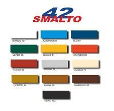 SMALTO 42 Nubian - Vernice marina alta qualità x imbarcazioni colori vari 750 ml