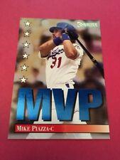 Mike Piazza Dodgers 1994 Donruss MVP #7