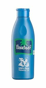 89ml Parachute Pure Coconut Hair Oil Hair Fall Solution