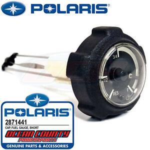 Polaris New OEM Scrambler Trail Blazer ATV Fuel Gas Cap Gauge 2871441