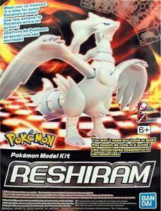 Bandai Pokemon Model Kit Reshiram - Brand New Sealed