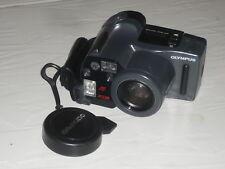 Olympus camera AZ 300 Super Zoom 38-105mm 1:4.5-6 Made in Japan 1980s 35mm rare