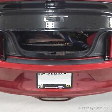 2015-2017 Ford Mustang 1pc Rear Bumper Applique Scratch Guard Protector Cover