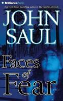 AUDIO BOOK on CDs Faces of Fear by John Saul (2015, CD, Abridged) FREE SHIPPING!