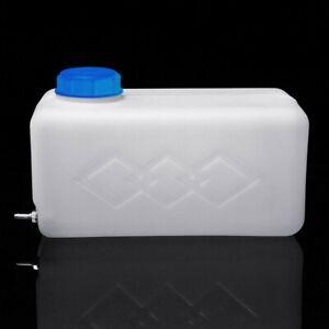 5.5L Fuel Gasoline Oil Heater Tank Diesel Parking Leak-proof For Caravan Truck