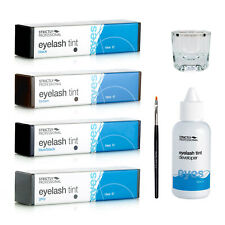 Strictly Professional Eyelash Eyebrow Tint Dye Tinting Set Activator Starter Kit