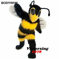 2020 Realistic bees Costume Suits Cosplay Party Game Dress Outfits Clothing Ad