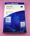 3COM ETHERLINK QUICK GUIDE FOR FAST ETHERLINK XL AND ETHERLINK XL PCI NIC'S