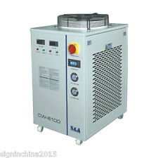 220V 50Hz CW-6100ATH Water Chiller for One 300W-1000W Fiber Laser
