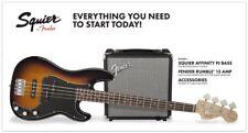 Squier Precision Bass Pack Sunburst