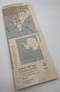 Antarctic Chart Ushuaia Airfield Berkner Island Map Antarctica Lindblad Explorer