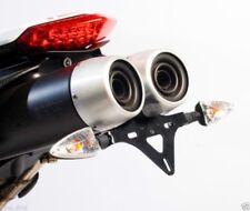 Ducati hypermotard 796 2010-2013 black R&G racing tail tidy licence plate holder
