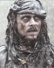 Mackenzie Crook signed Game of Thrones photo - The Office