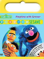 Play with Me Sesame: Playtime with Grover (DVD, 2007) - BRAND NEW