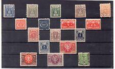 Polonia Valores del año 1919-28 (DI-367)