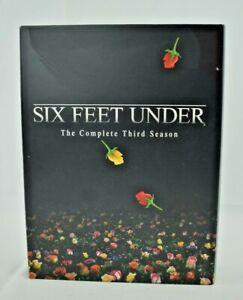 HBO Video - Six Feet Under - The Complete Third Season (DVD, 2003, 5-Disc Set)