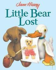 Little Bear Lost by Jane Hissey  (Paperback) NEW Book