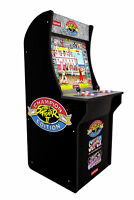 Arcade1Up Street Fighter 2, (3 Games in 1) Arcade Machine 4ft tall, Very Cool!!!