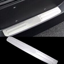 For Jeep Cherokee 2014-2015 Steel Rear Bumper Guard Plate Door Sill Plate 1pcs