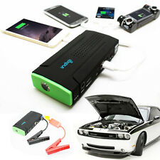Car Jump Starter 12800mAh & High Capacity Power Bank for Cellphone Tablet Laptop