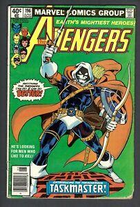 - - > AVENGERS #196 - 1st full appearance of Taskmaster -  Black Widow MCU 🔑