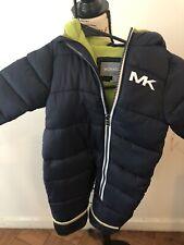 Michael Kors Navy Blue Baby Snowsuit