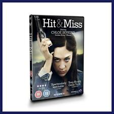 HIT AND MISS - COMPLETE SEASON 1 *BRAND NEW DVD **