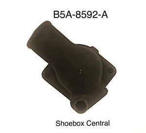 1954-1959 Ford Y-Block Thermostat Housing Water Outlet